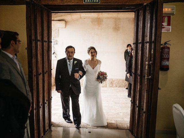 La boda de Iñaki y Blanca en Sotos De Sepulveda, Segovia 19