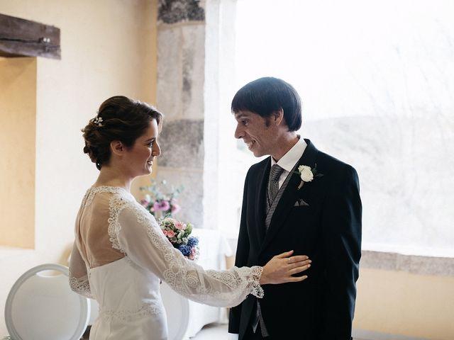 La boda de Iñaki y Blanca en Sotos De Sepulveda, Segovia 22