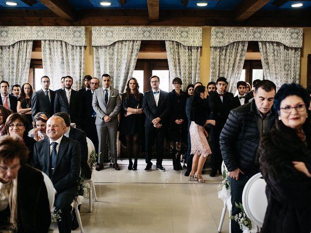 La boda de Iñaki y Blanca en Sotos De Sepulveda, Segovia 23