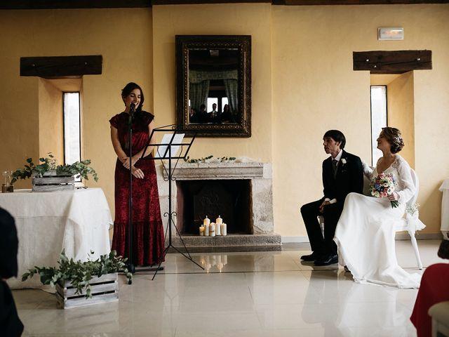 La boda de Iñaki y Blanca en Sotos De Sepulveda, Segovia 24