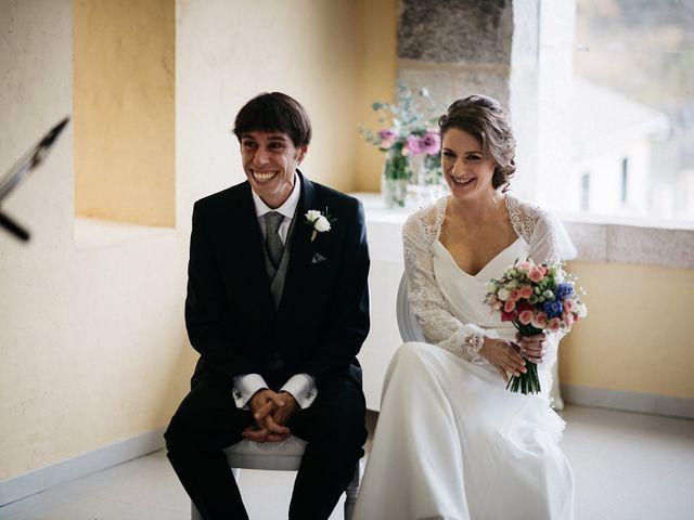 La boda de Iñaki y Blanca en Sotos De Sepulveda, Segovia 27