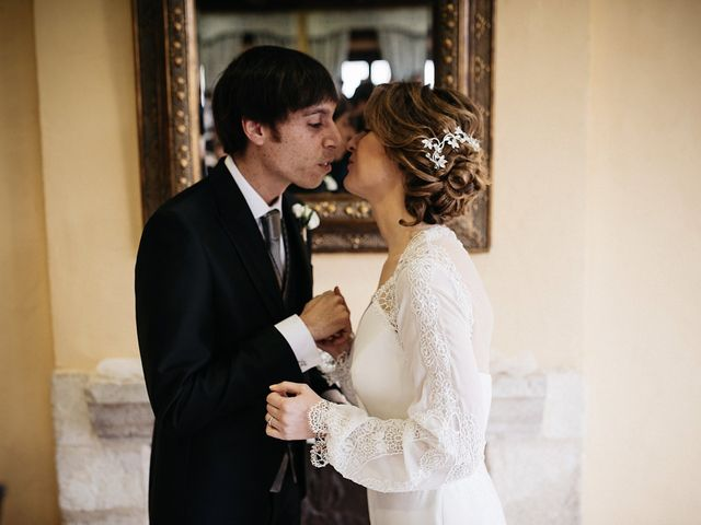 La boda de Iñaki y Blanca en Sotos De Sepulveda, Segovia 29