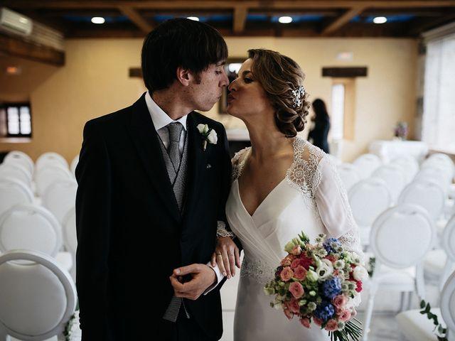La boda de Iñaki y Blanca en Sotos De Sepulveda, Segovia 30