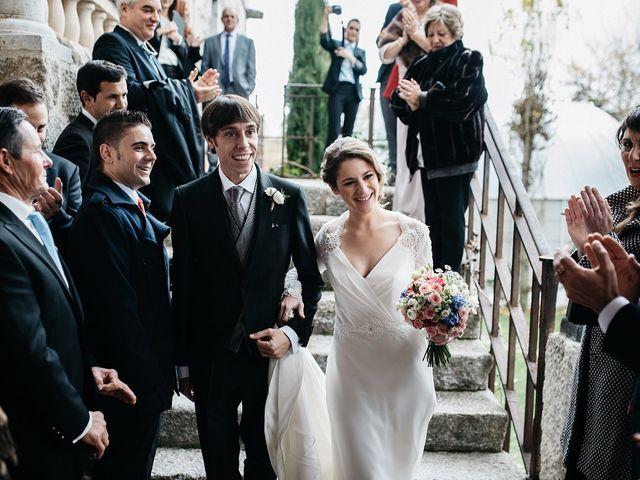 La boda de Iñaki y Blanca en Sotos De Sepulveda, Segovia 31