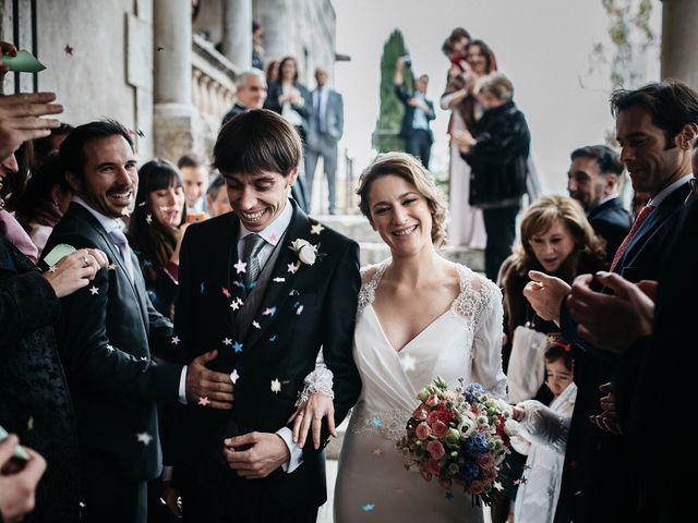 La boda de Iñaki y Blanca en Sotos De Sepulveda, Segovia 32