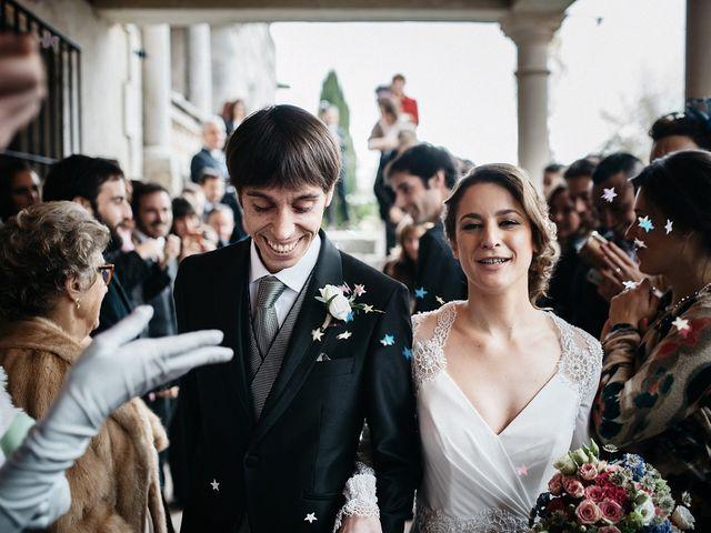 La boda de Iñaki y Blanca en Sotos De Sepulveda, Segovia 34