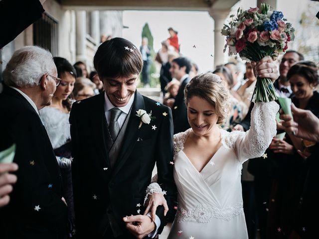 La boda de Iñaki y Blanca en Sotos De Sepulveda, Segovia 35