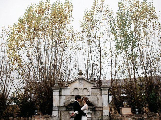 La boda de Iñaki y Blanca en Sotos De Sepulveda, Segovia 2
