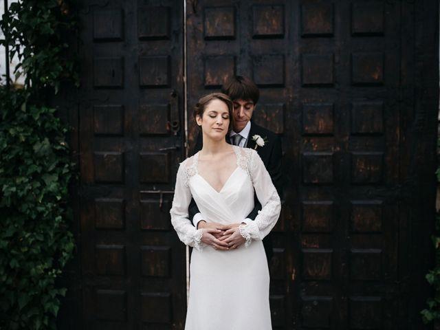 La boda de Blanca y Iñaki
