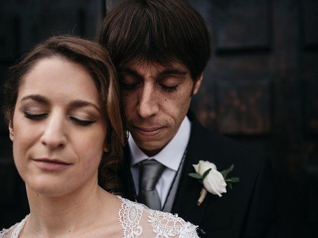La boda de Iñaki y Blanca en Sotos De Sepulveda, Segovia 39