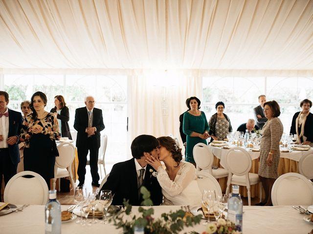 La boda de Iñaki y Blanca en Sotos De Sepulveda, Segovia 42