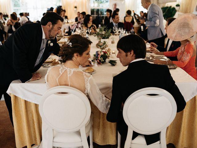 La boda de Iñaki y Blanca en Sotos De Sepulveda, Segovia 45