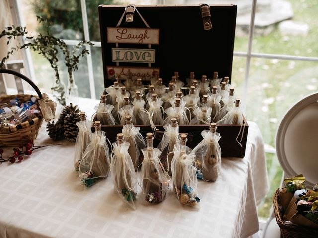 La boda de Iñaki y Blanca en Sotos De Sepulveda, Segovia 46