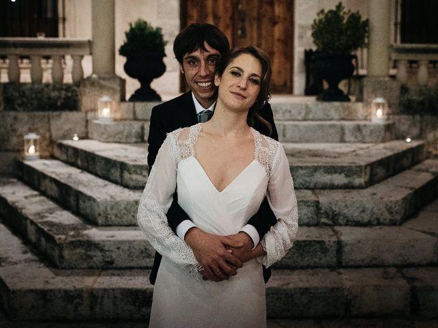 La boda de Iñaki y Blanca en Sotos De Sepulveda, Segovia 55