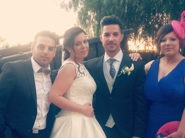 La boda de Sandra y Fernando en Lorca, Murcia 1