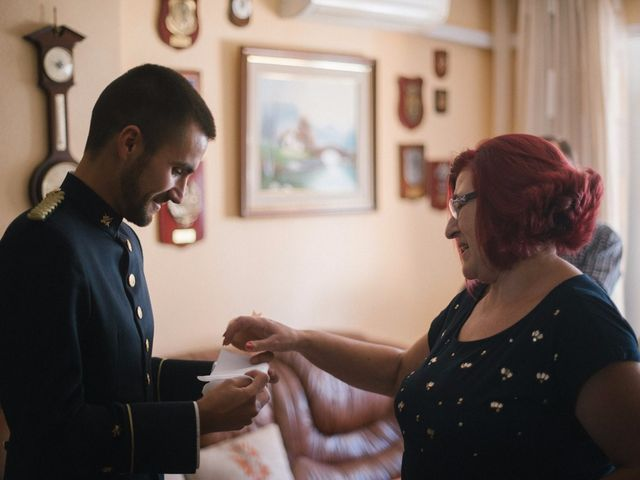 La boda de Cesar y Val en Galapagos, Guadalajara 11