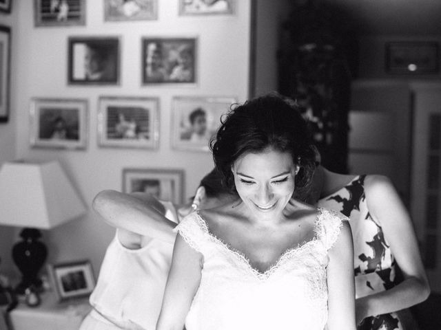 La boda de Cesar y Val en Galapagos, Guadalajara 18