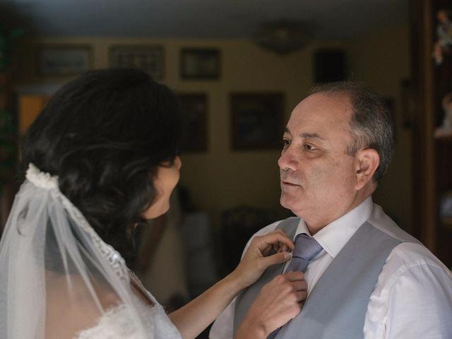 La boda de Cesar y Val en Galapagos, Guadalajara 22