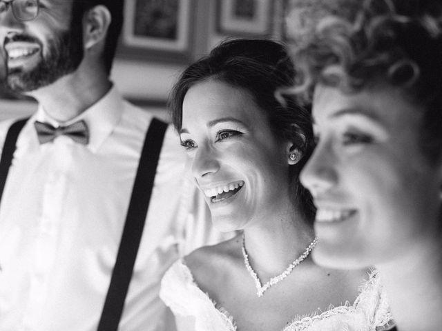 La boda de Cesar y Val en Galapagos, Guadalajara 24