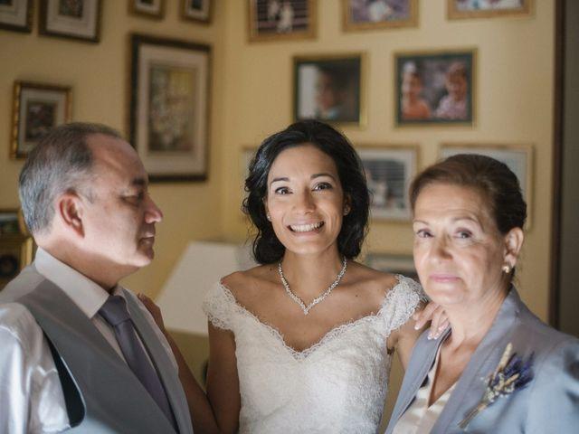 La boda de Cesar y Val en Galapagos, Guadalajara 26