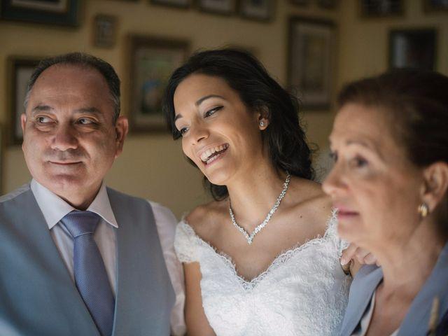 La boda de Cesar y Val en Galapagos, Guadalajara 28