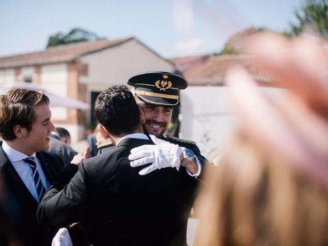 La boda de Cesar y Val en Galapagos, Guadalajara 32