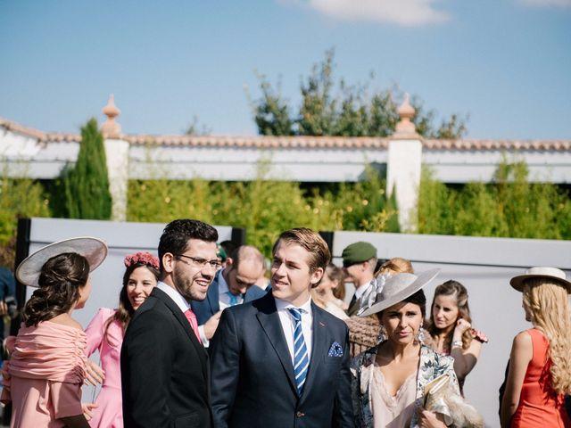 La boda de Cesar y Val en Galapagos, Guadalajara 34