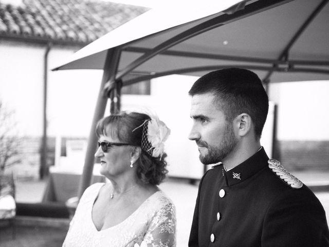 La boda de Cesar y Val en Galapagos, Guadalajara 36