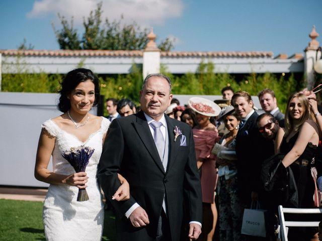 La boda de Cesar y Val en Galapagos, Guadalajara 38