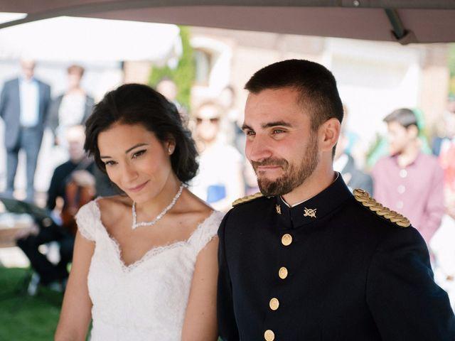 La boda de Cesar y Val en Galapagos, Guadalajara 42