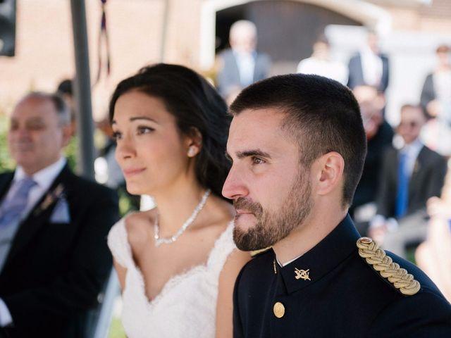 La boda de Cesar y Val en Galapagos, Guadalajara 44