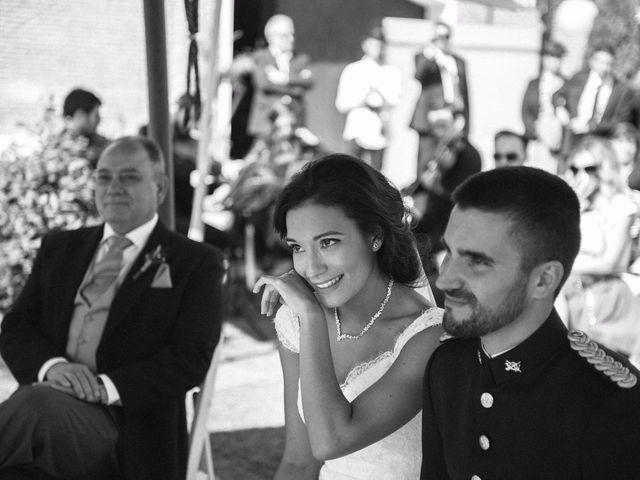 La boda de Cesar y Val en Galapagos, Guadalajara 45
