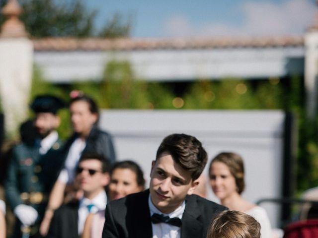 La boda de Cesar y Val en Galapagos, Guadalajara 47