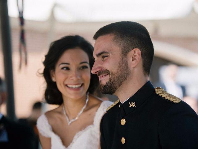 La boda de Cesar y Val en Galapagos, Guadalajara 48