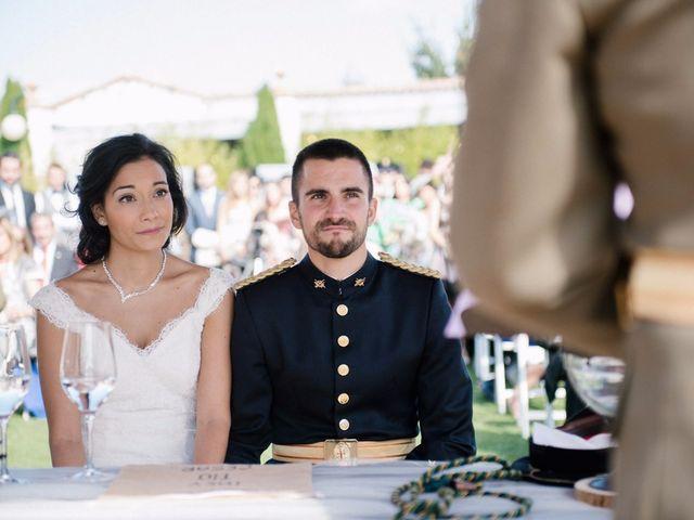 La boda de Cesar y Val en Galapagos, Guadalajara 53