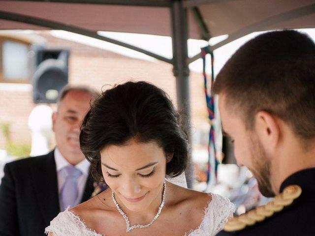 La boda de Cesar y Val en Galapagos, Guadalajara 57