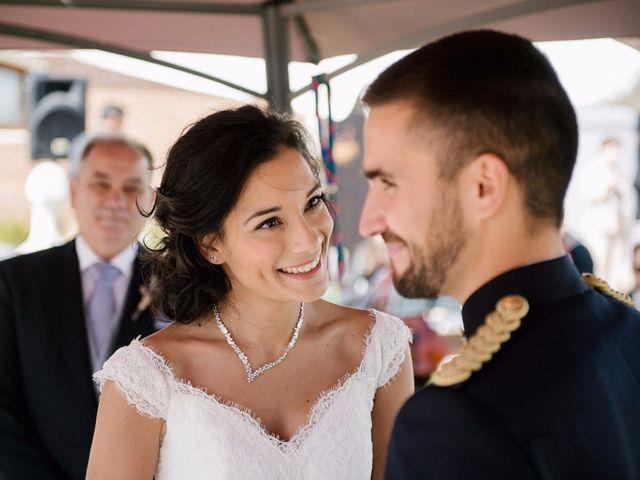La boda de Cesar y Val en Galapagos, Guadalajara 58