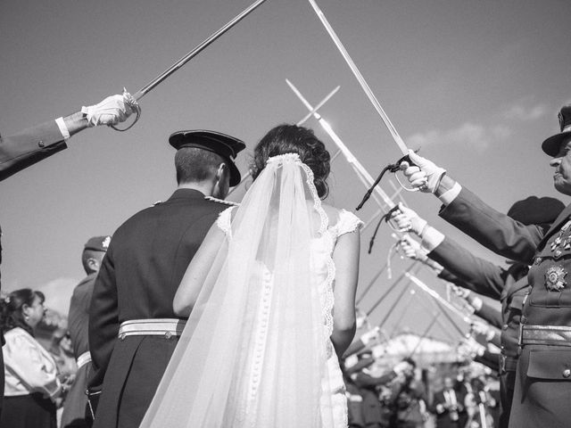 La boda de Cesar y Val en Galapagos, Guadalajara 60