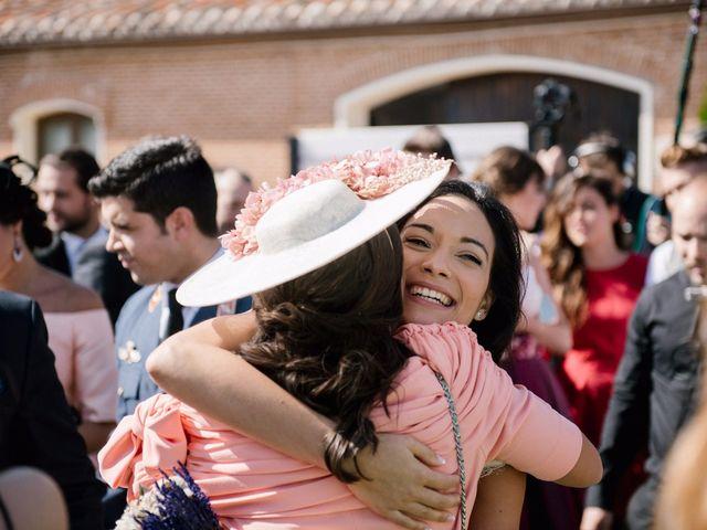 La boda de Cesar y Val en Galapagos, Guadalajara 62