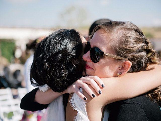 La boda de Cesar y Val en Galapagos, Guadalajara 67