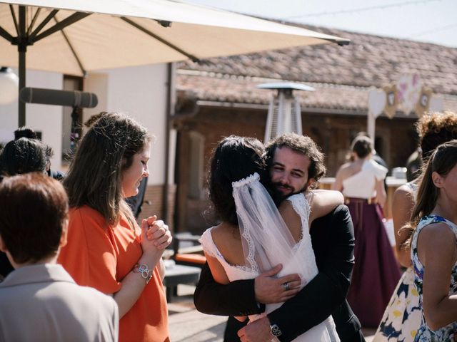 La boda de Cesar y Val en Galapagos, Guadalajara 68