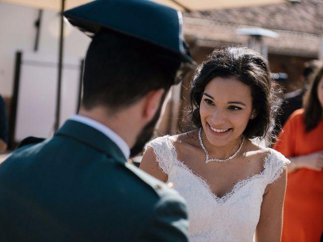 La boda de Cesar y Val en Galapagos, Guadalajara 69