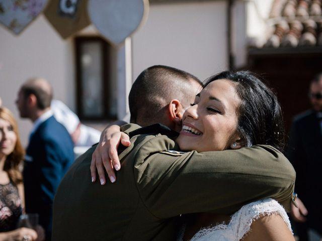 La boda de Cesar y Val en Galapagos, Guadalajara 72