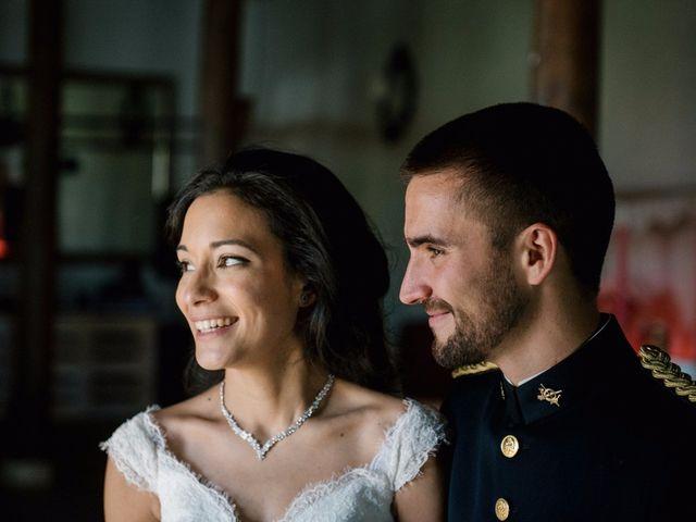 La boda de Cesar y Val en Galapagos, Guadalajara 74