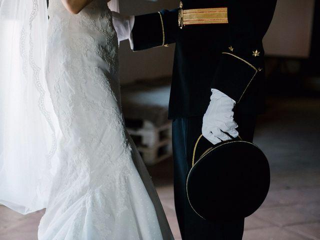 La boda de Cesar y Val en Galapagos, Guadalajara 75