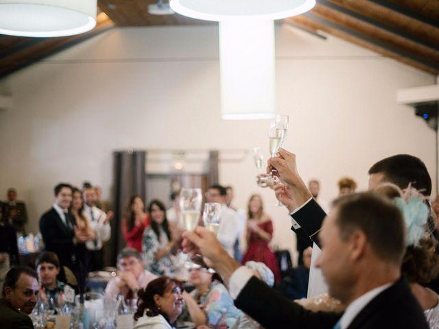 La boda de Cesar y Val en Galapagos, Guadalajara 85