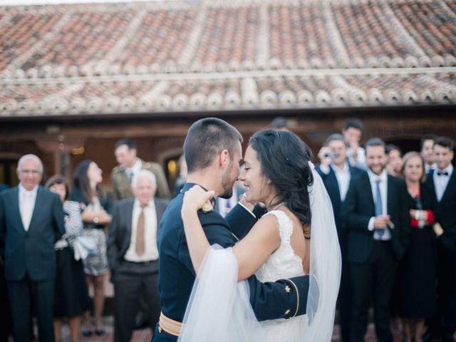 La boda de Cesar y Val en Galapagos, Guadalajara 92