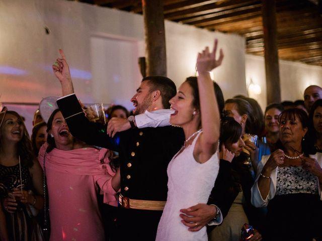 La boda de Cesar y Val en Galapagos, Guadalajara 95