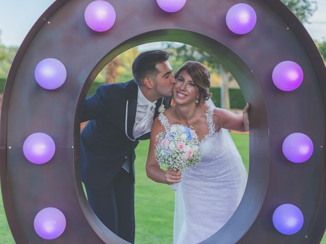 La boda de Sheila y Kike