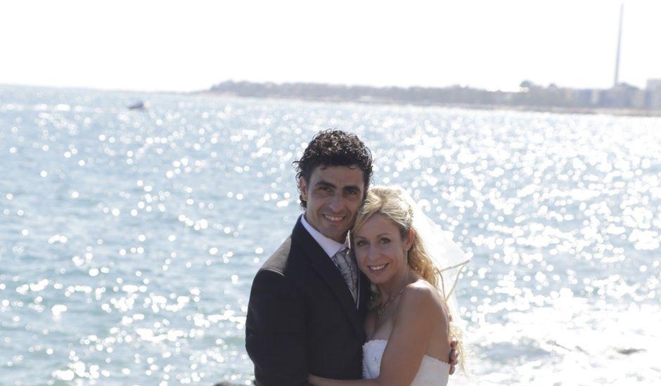 La boda de Àlex y Mònica en Vilanova I La Geltru, Barcelona